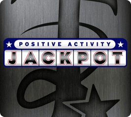 Positive Activity Jackpot Icon