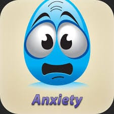 iCounselor: Anxiety Icon