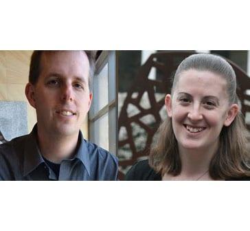 Drs. Phil Batterham and Alison Calear
