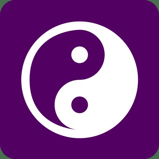 Purple Chill Icon