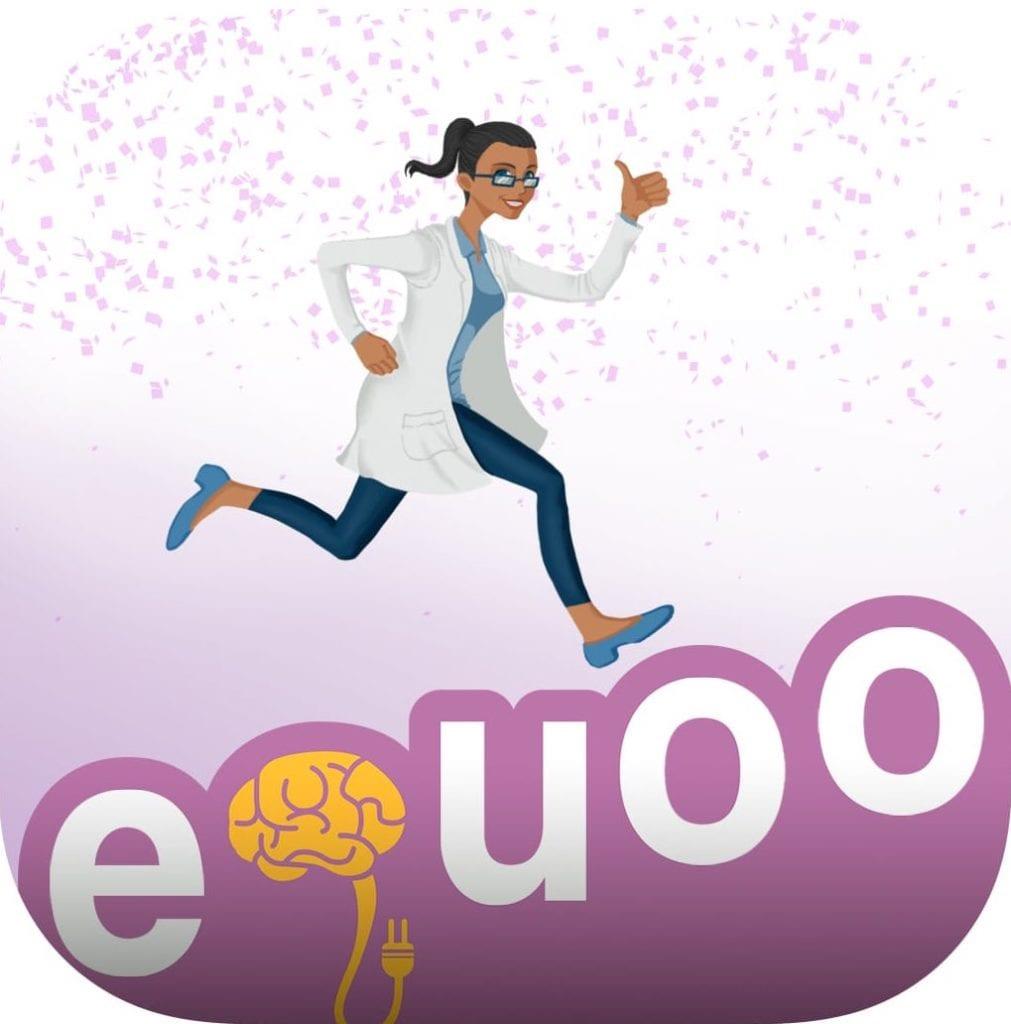 eQuoo: Emotional Fitness Game Icon