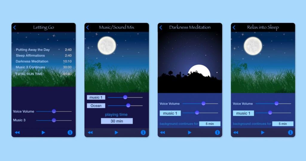 iSleep Easy Screenshots