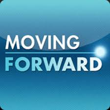 Moving Forward Icon
